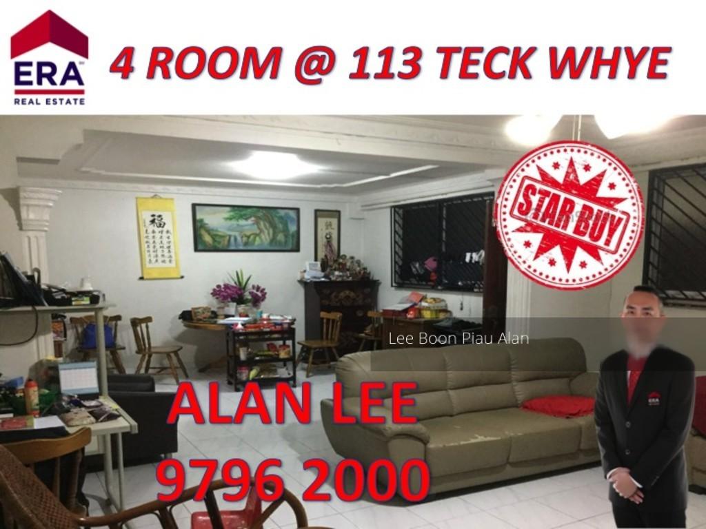 113 Teck Whye Lane