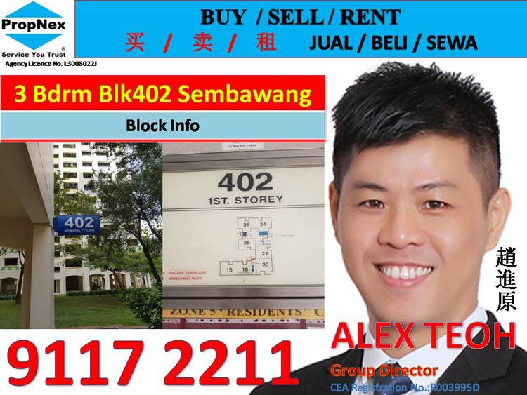 402 Admiralty Link