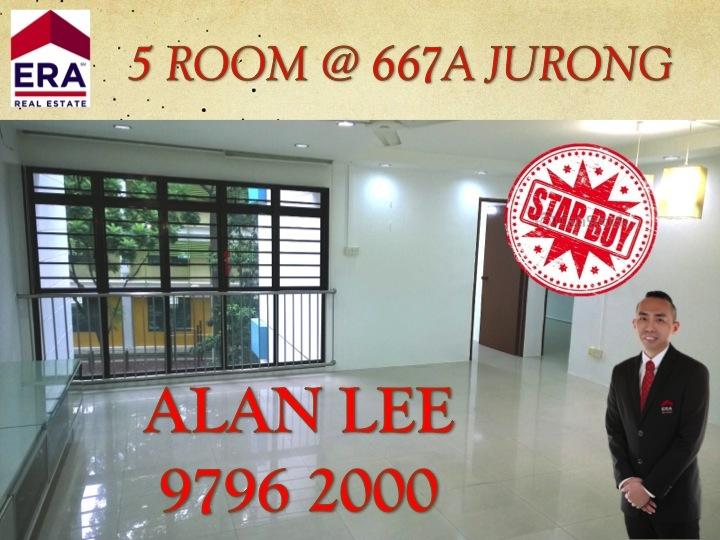667A Jurong West Street 65
