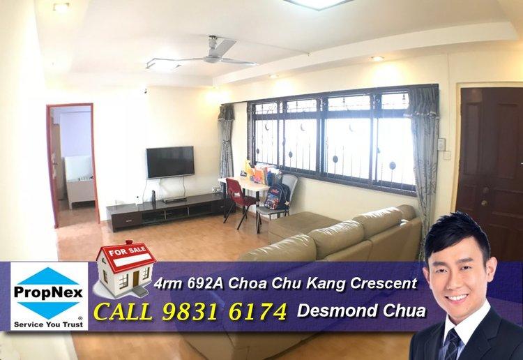 692A Choa Chu Kang Crescent