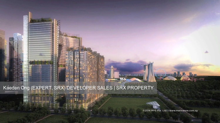 Marina One Residences (D1), Apartment #159107152