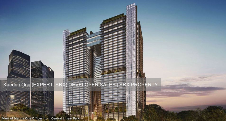 Marina One Residences (D1), Apartment #159107162