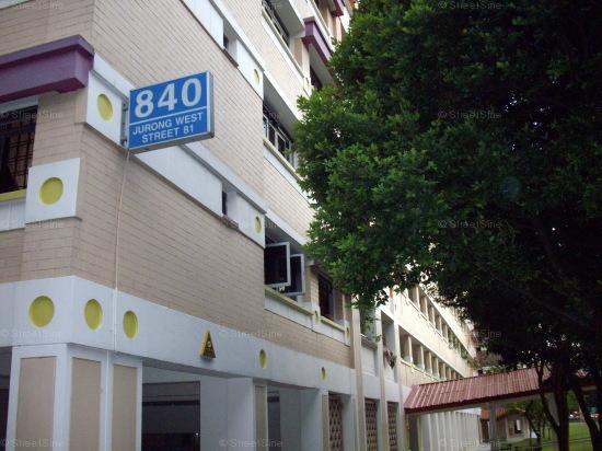 840 Jurong West Street 81