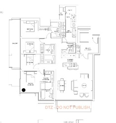 Marina One Residences (D1), Apartment #160268142