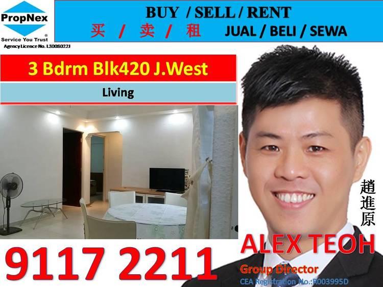 420 Jurong West Street 42