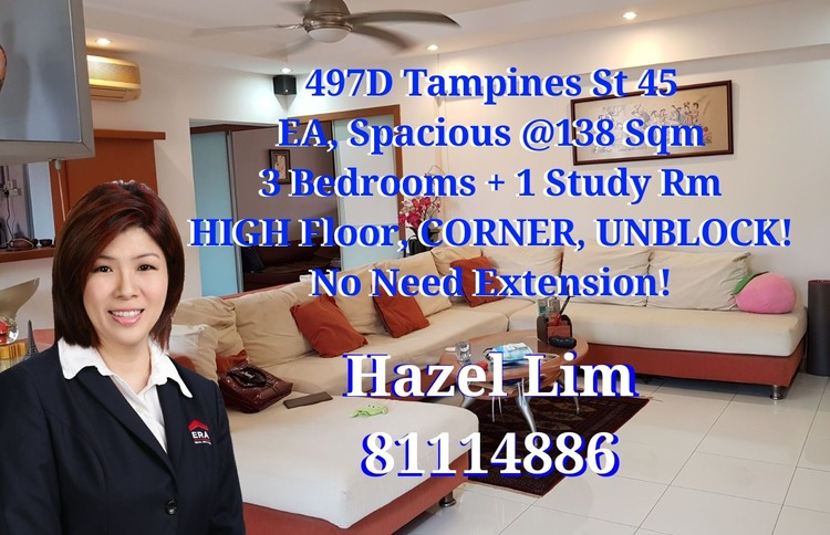 497D Tampines Street 45
