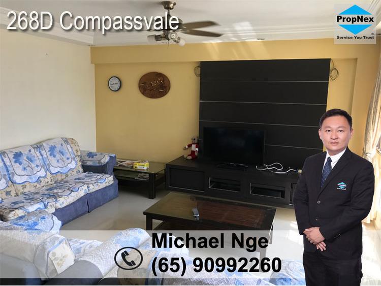 268D Compassvale Link