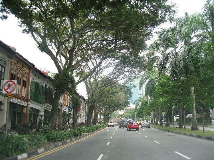 Cantonment Road