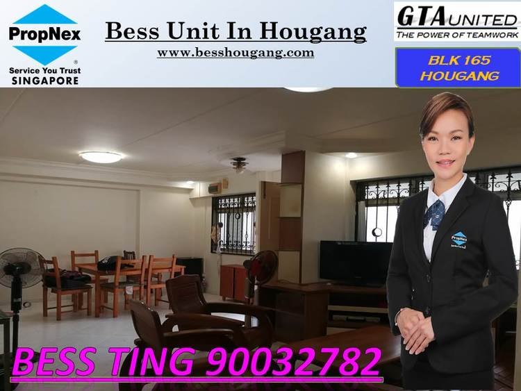 165 Hougang Avenue 1