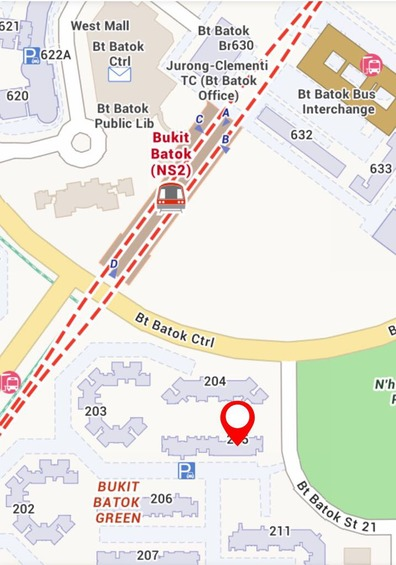 205 Bukit Batok Street 21