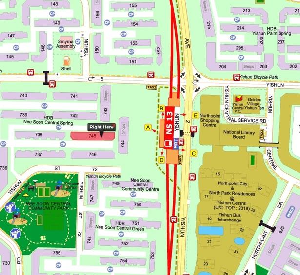 745 Yishun Street 72