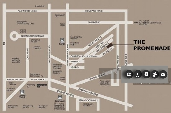 The Promenade@Pelikat