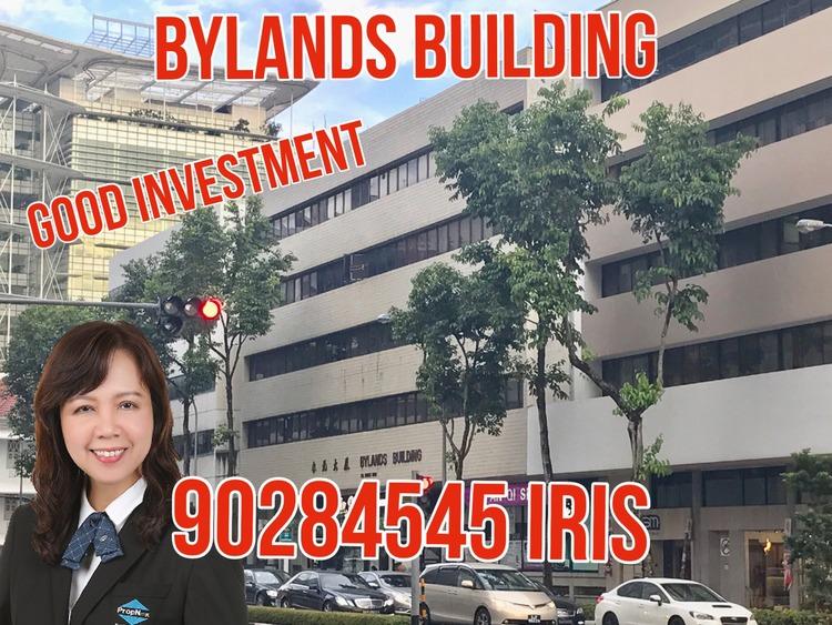 Bylands Building
