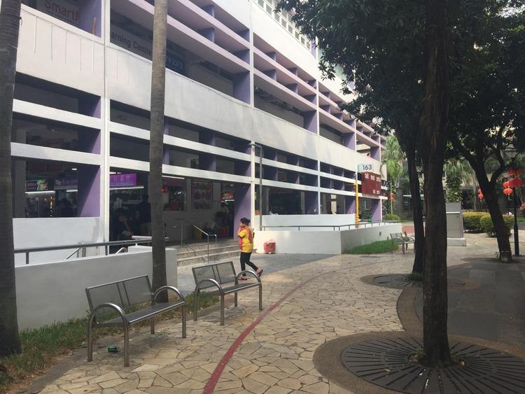 Bukit Merah Central
