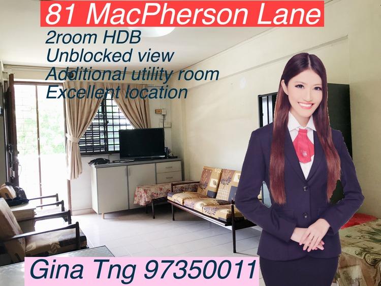 81 Macpherson Lane