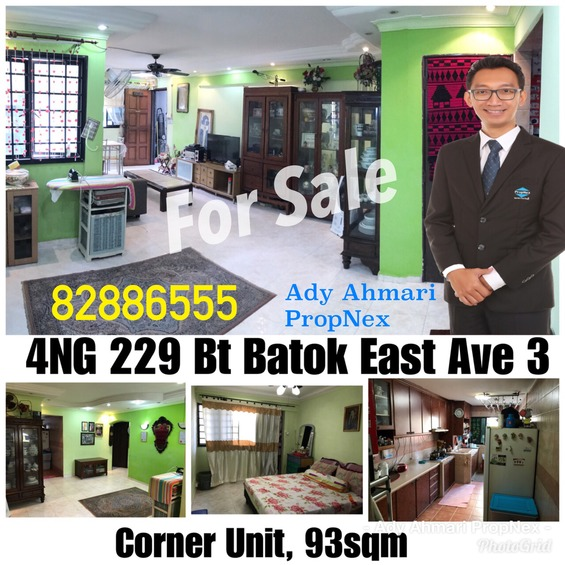 229 Bukit Batok East Avenue 3