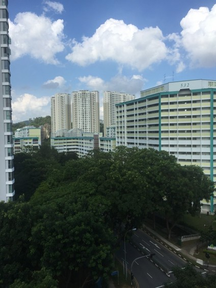 Hong Kah Green