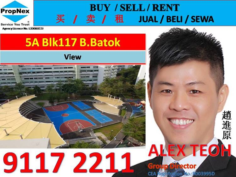117 Bukit Batok West Avenue 6