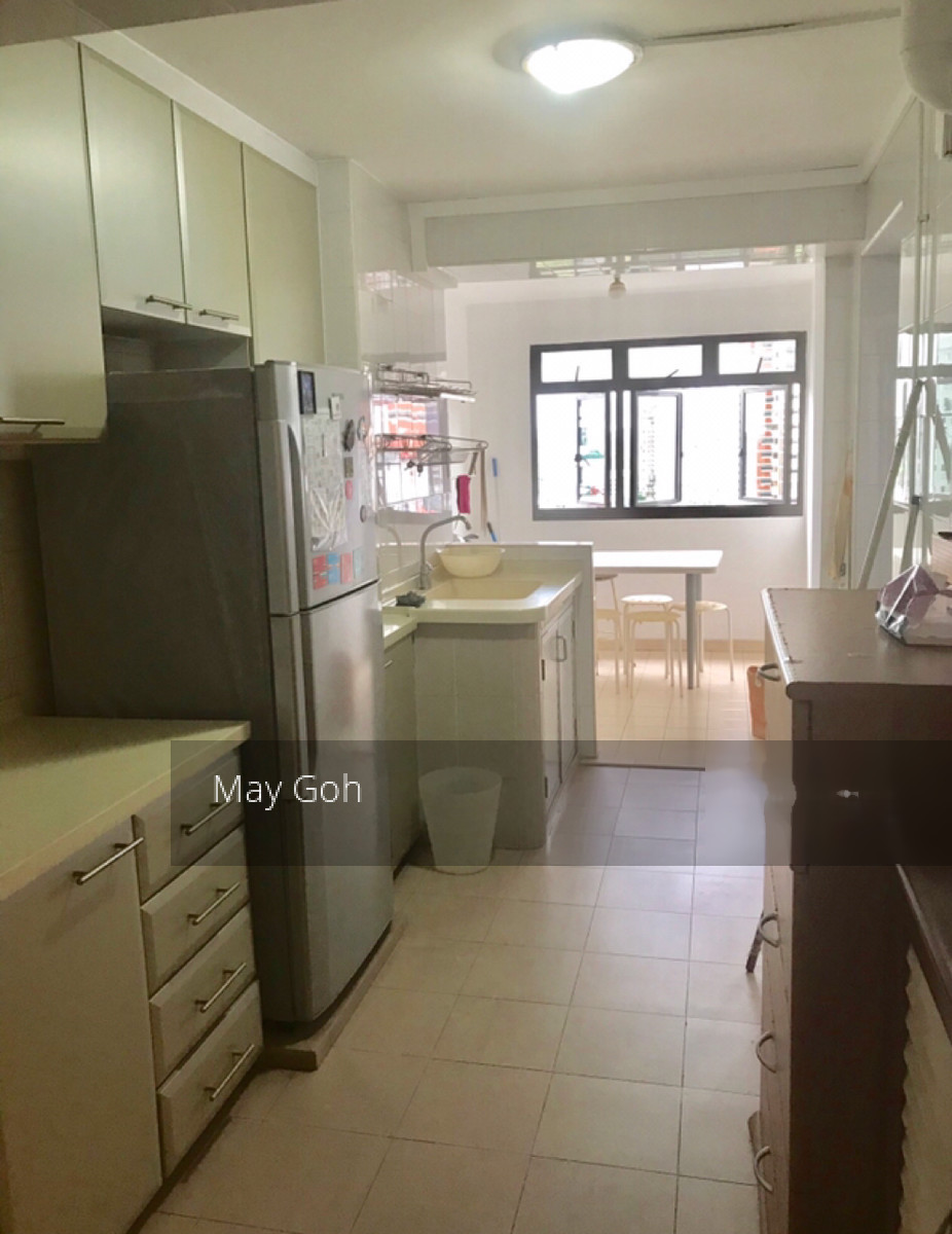 Blk 160 Mei Ling Street (Queenstown), HDB 3 Rooms #209874171