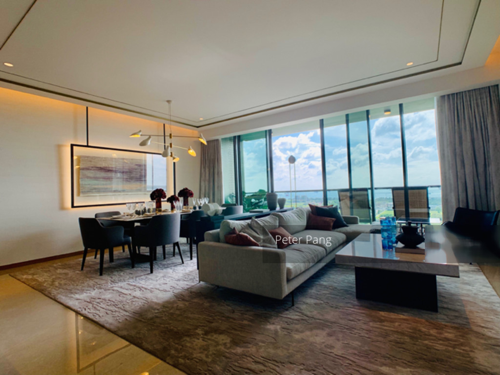 Marina One Residences (D1), Apartment #208164221