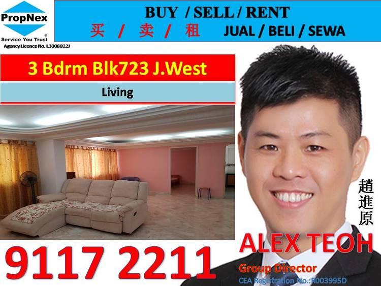 723 Jurong West Avenue 5