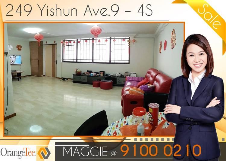 249 Yishun Avenue 9
