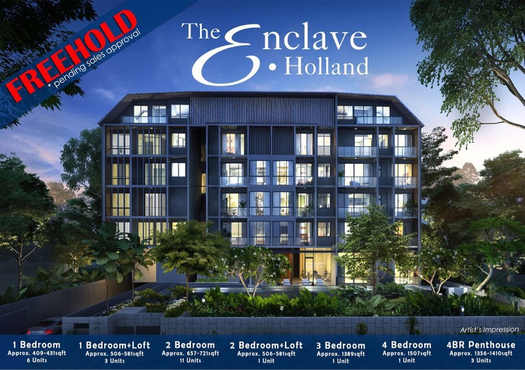 The Enclave . Holland