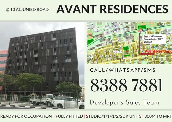 Avant Residences