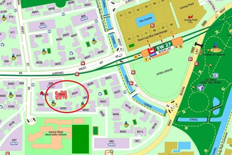 659A Jurong West Street 65