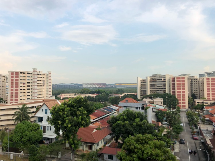 465 Upper Serangoon Road