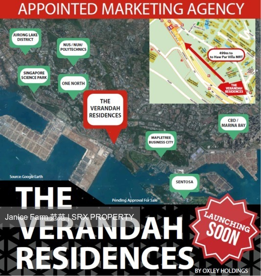 The Verandah Residences (D5), Apartment #169013462