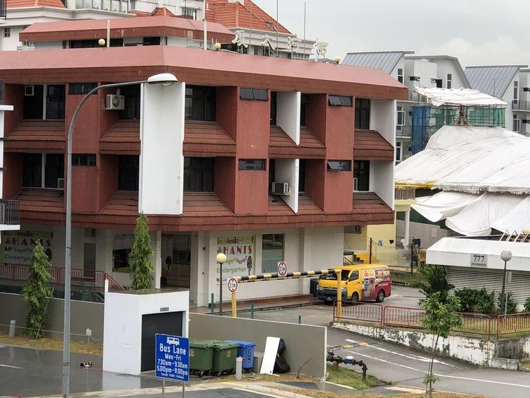 Sai Ho Building