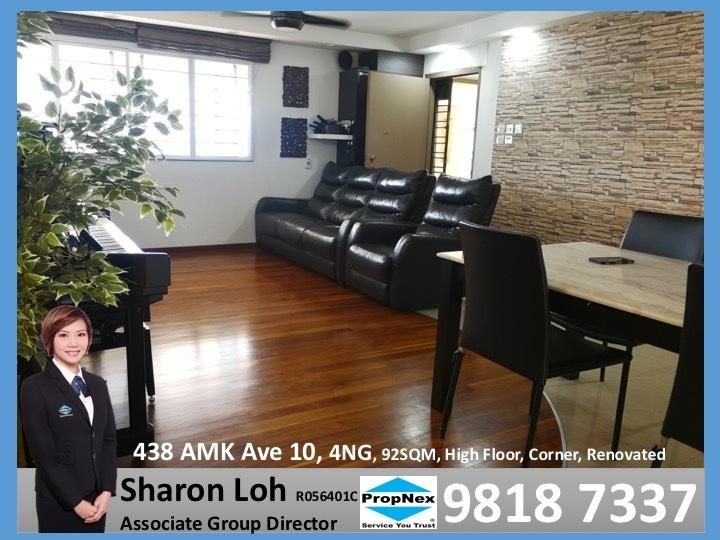 438 Ang Mo Kio Avenue 10