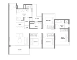 Twin Vew (D5), Apartment #173416152