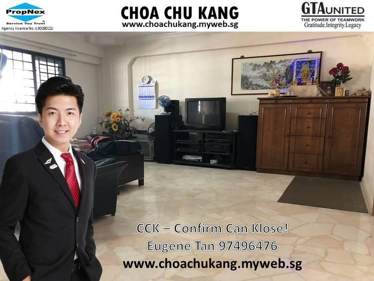 432 Choa Chu Kang Avenue 4