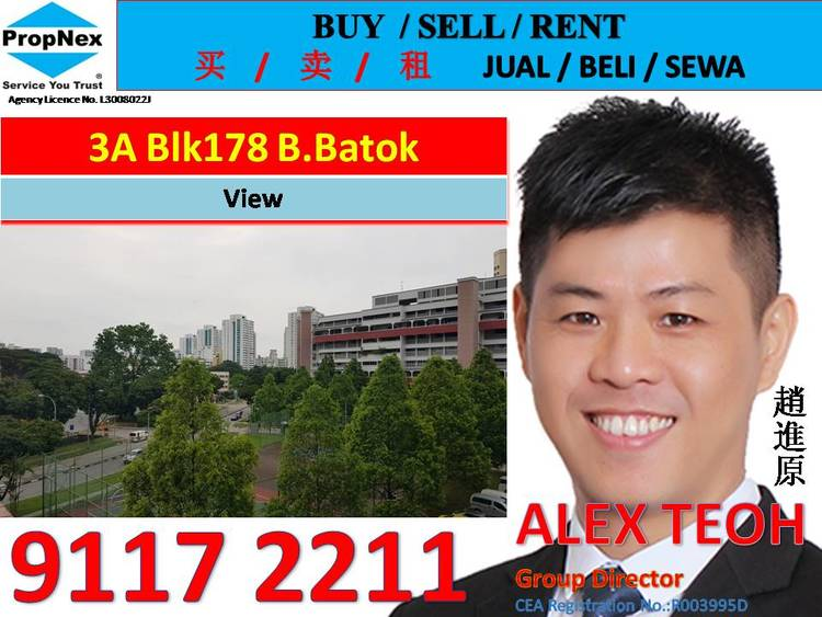 178 Bukit Batok West Avenue 8