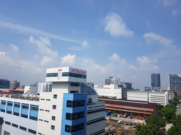 Alpha Industrial Building