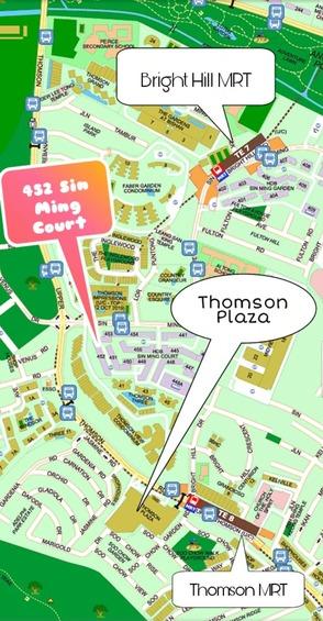 452 Sin Ming Avenue