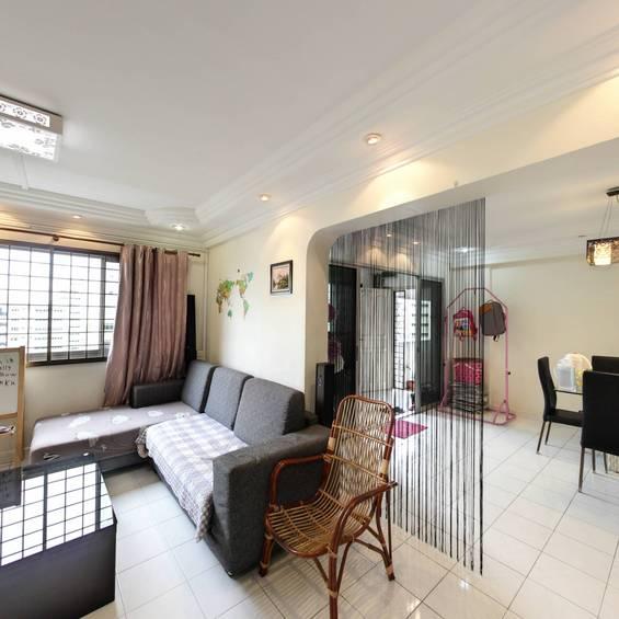 838 Jurong West Street 81