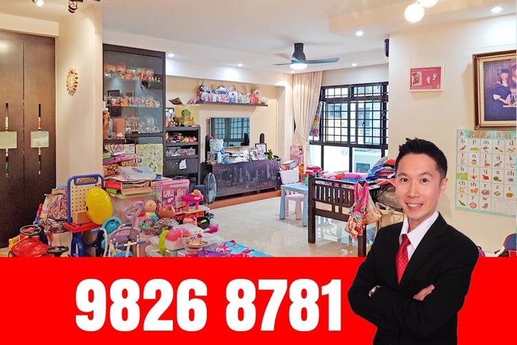 985B Buangkok Crescent