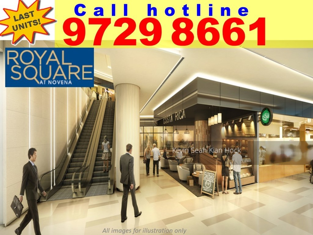Royal Square At Novena (D12), Retail #193509492