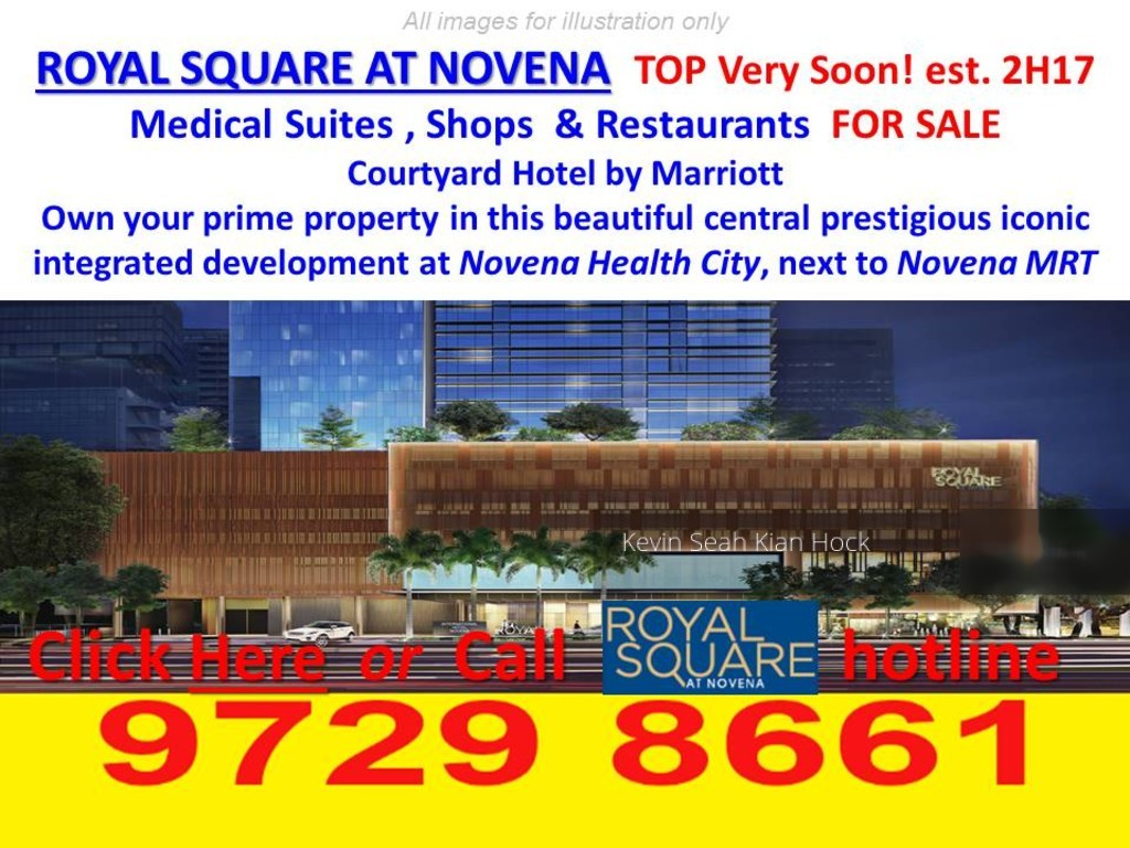 Royal Square At Novena (D12), Retail #193509792