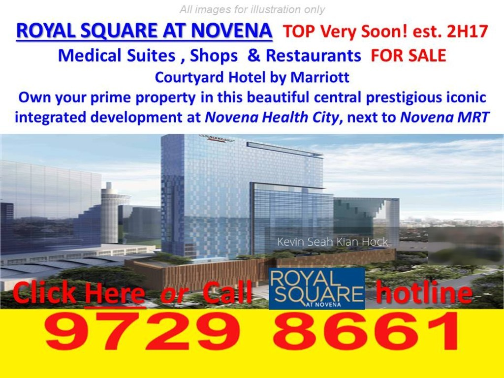 Royal Square At Novena (D12), Retail #193509892
