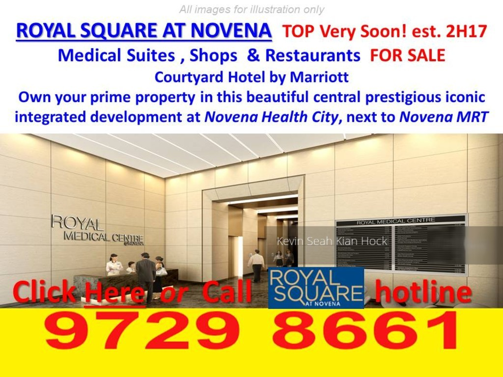 Royal Square At Novena (D12), Retail #193510022