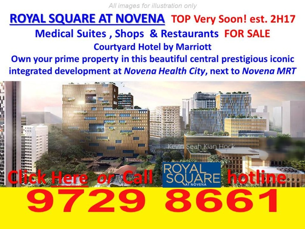 Royal Square At Novena (D12), Retail #193510252