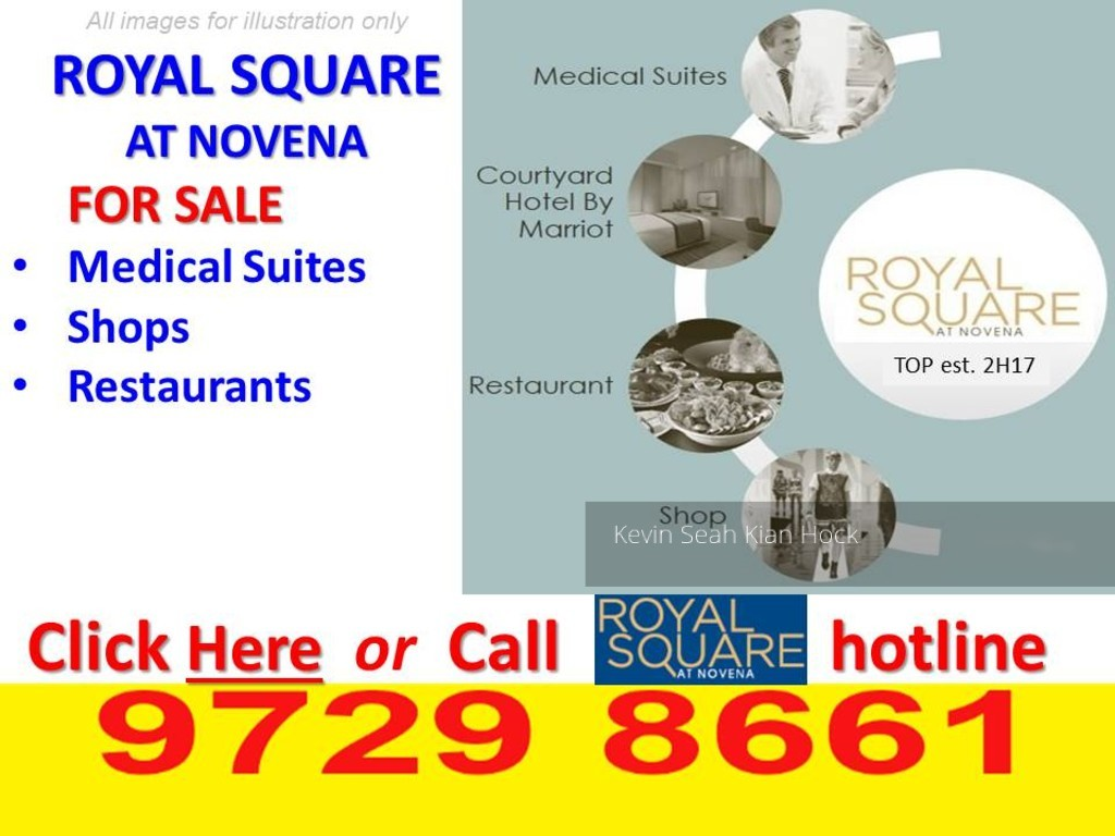 Royal Square At Novena (D12), Retail #193510292