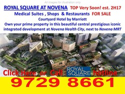 Royal Square At Novena (D12), Retail #193510142