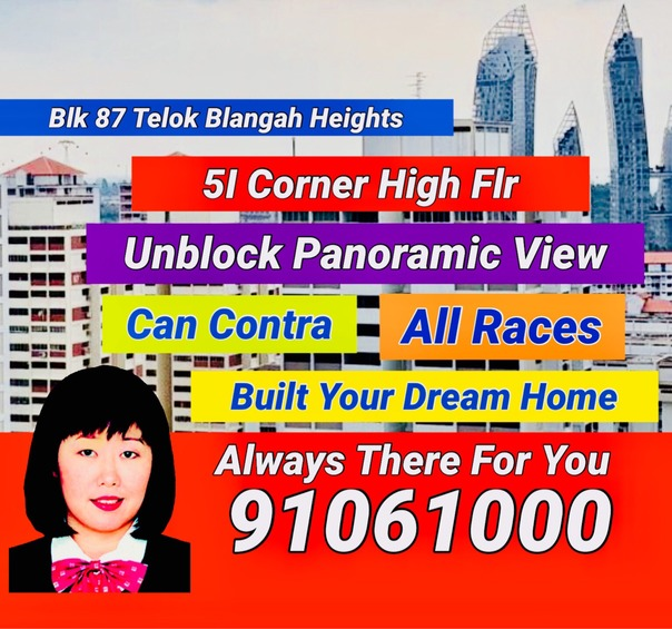 87 Telok Blangah Heights