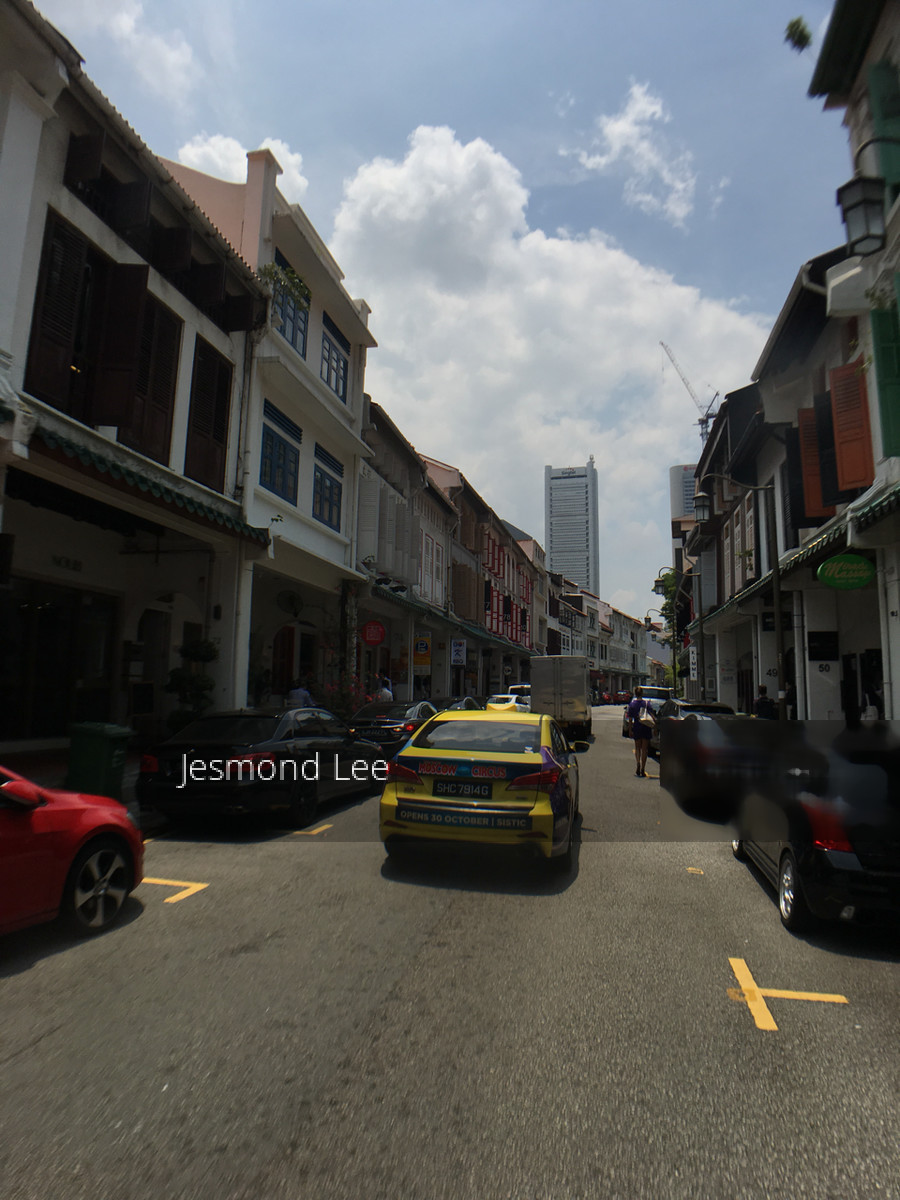 Telok Ayer Conservation Area (D1), Shop House #208376591