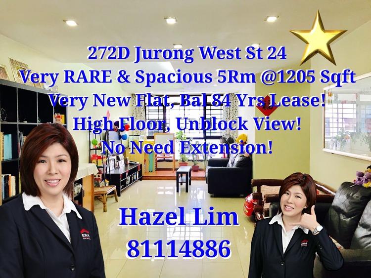 272D Jurong West Street 24